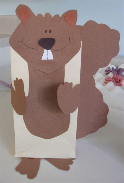 squirrel crafts for craft promise squirrel