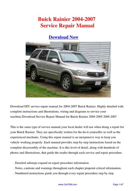 free online car repair manuals download 2006 buick terraza on board diagnostic system service manual 2007 buick rainier free online manual service manual 2006 buick rainier