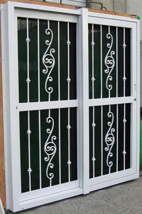 patio security doors pictures