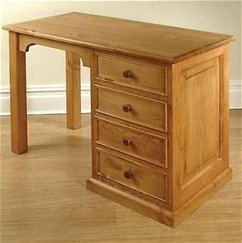 small pine computer desk mottisfont solid waxed pine furniture small office pc