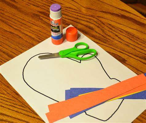 cutting craft the mitten activities search results calendar 2015
