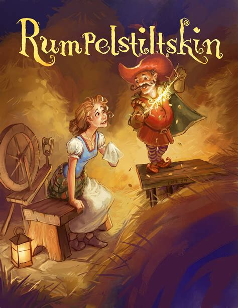 rumpelstiltskin picture book a s eye view rumpelstiltskin s cut
