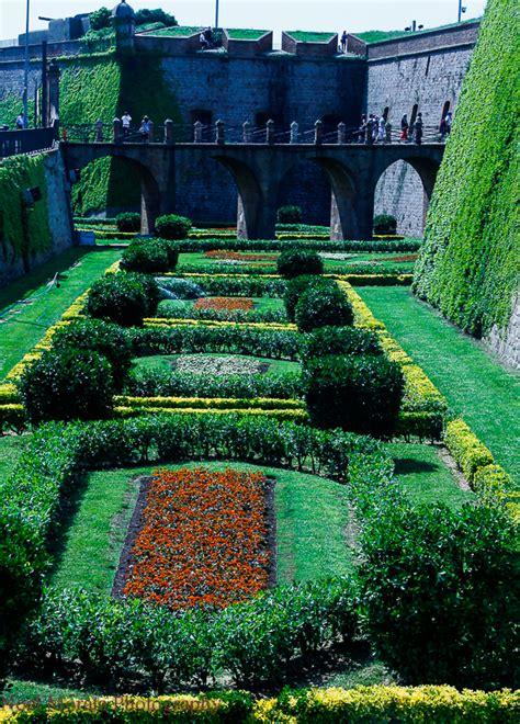 montjuic botanical gardens montjuic parks and botanic gardens in barcelona
