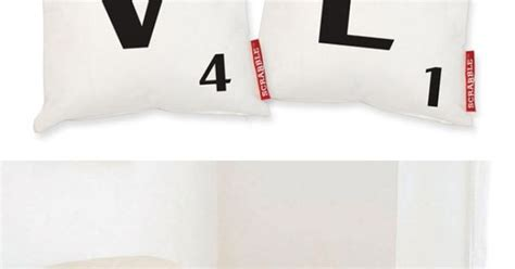 never lose scrabble again scrabble pillows how for the home