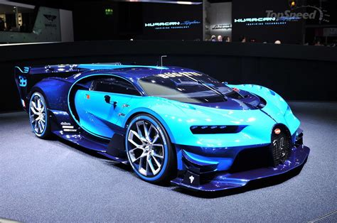 2016 Bugatti Vision by Robb Report Best Of The Best Awards Live Trading News