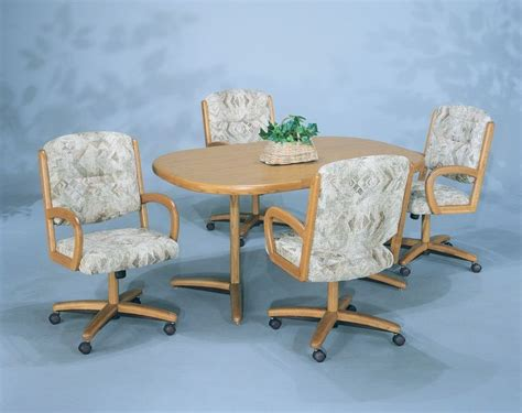kitchen table and chairs with wheels kitchen dinette sets images birch tree paintings and