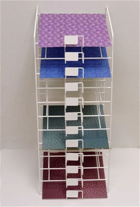 craft paper storage rack wire rack for paper storage and vinyl 12x12 sheets craft
