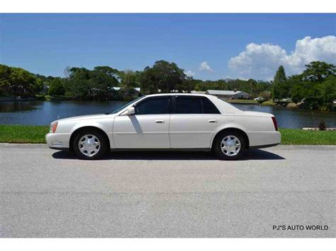 2002 Cadillac For Sale by 2002 Cadillac For Sale Classiccars Cc 988222