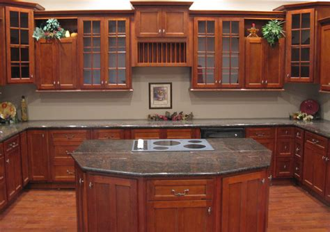 cherry kitchen cabinets kitchen and bath cabinets vanities home decor design ideas