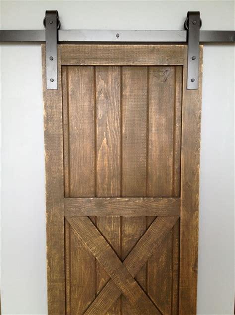 interior barn doors diy diy interior sliding barn door on the cheap