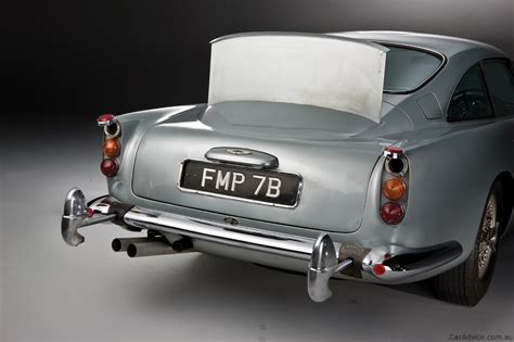 007 Aston Martin Db5 by Aston Martin Db5 Original Bond 007 Model Sells For