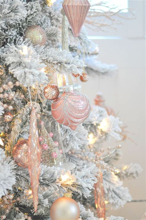 white ornaments for tree 25 unique pink tree ideas on pink
