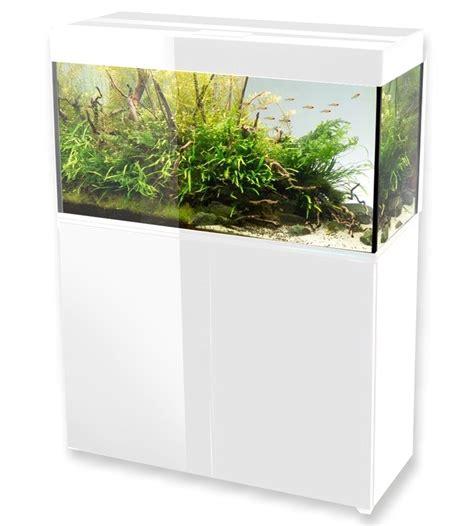 meuble aquarium blanc laque 28 images meuble blanc laqu 233 wave station aquarium et meuble