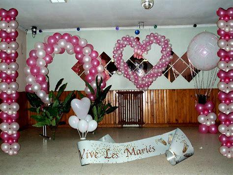 decoration salle mariage deco de table decoration ballon noeud pour voiture de la mariee