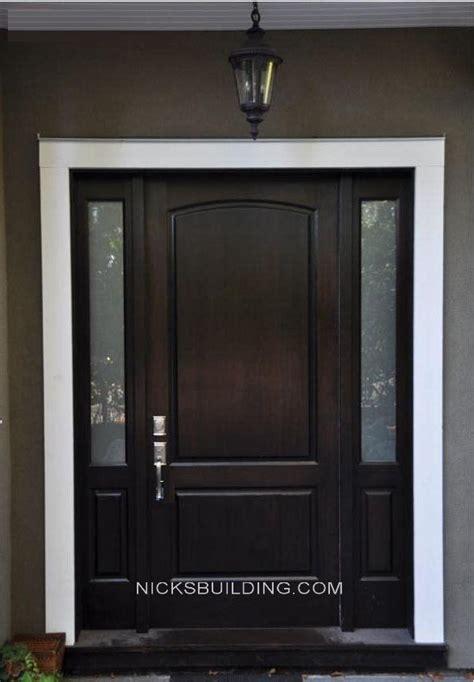 exterior front doors wood wood mahogany front doors exterior doors entrance doors