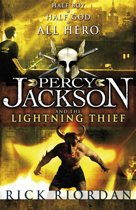 percy jackson book pictures rick riordan percy jackson and the olympians 01 the