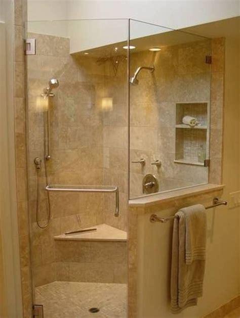 bathroom corner showers 25 best ideas about corner shower stalls on
