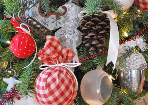 pottery barn ornaments picture of diy pottery barn inspired plaid