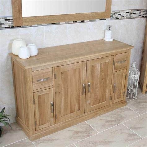 solid oak bathroom furniture solid oak bathroom furniture oak bathroom storage