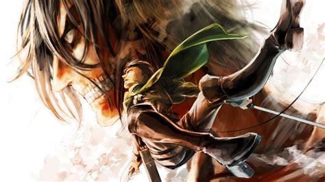 shingeky no kyojin attack on titan shingeki no kyojin review mindless otakus