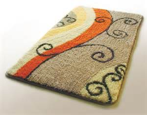 bathroom throw rugs throw rugs for bathroom checkboard high low sculptured