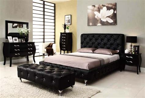 black style bedroom furniture modern black bedroom furniture picture of dining table