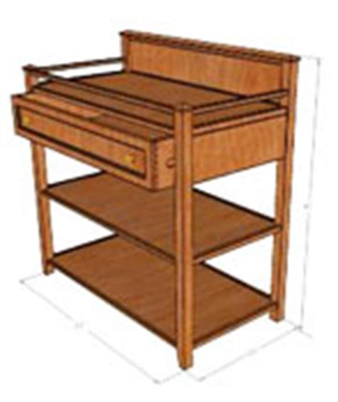 baby changing table woodworking plans wood pe hung woodworking plans for a baby changing table