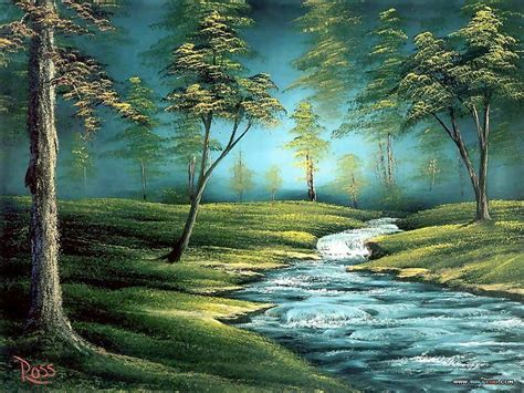 bob ross painting forest best 25 bob ross paintings ideas on bob ross