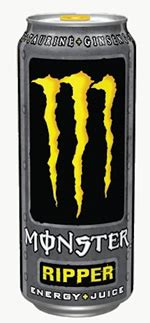 Monster Ripper Energy Drink Review