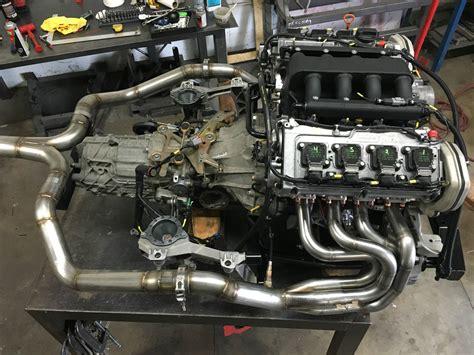 Audi V8 Engine by Porsche Boxster With An Audi V8 Engine Depot