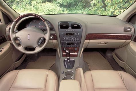 home interior ls lincoln ls specs photos 2000 2001 2002 2003 2004 2005 2006 autoevolution