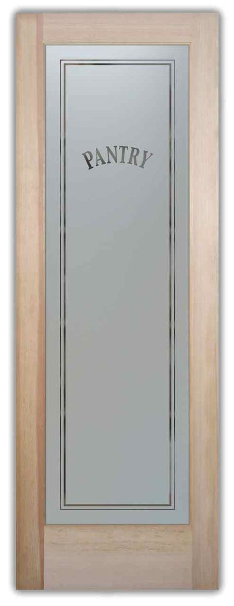 pantry door etched glass etched door glass sans soucie glass