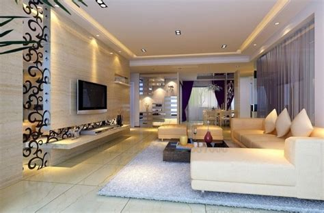 living room designing modern 3d interior design of living room