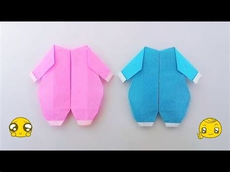 baby origami 100 ideas to try about origami clothes accessories