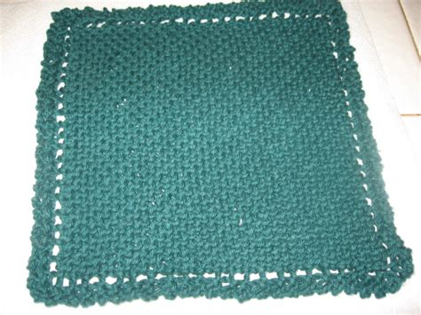 how to make a knitted dishcloth knitted cotton dishcloths simply basic