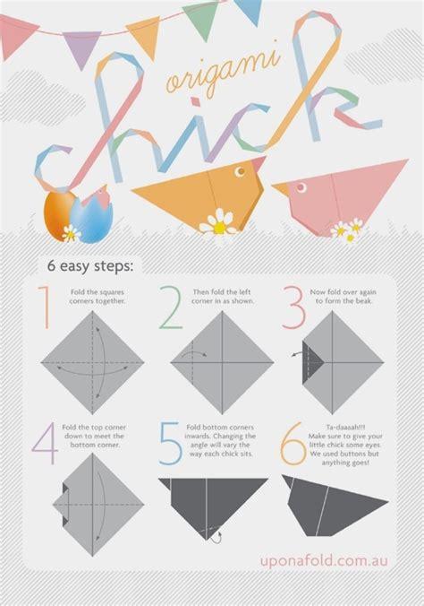 easter origami origami simple school easter