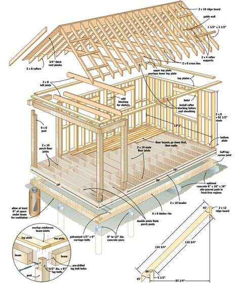 build floor plans free free plans build your own cabin for 4 000 tiny