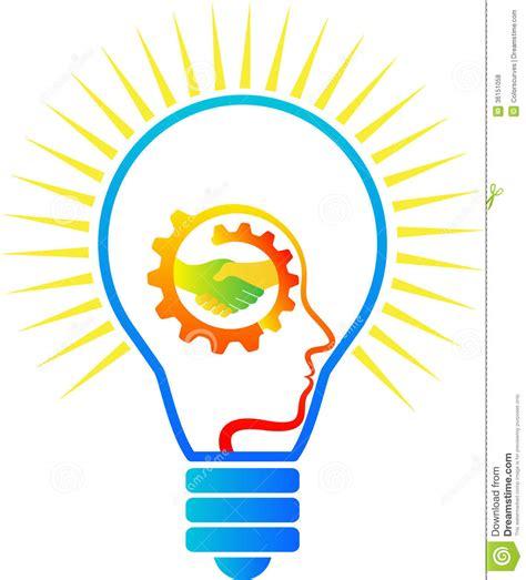 idea for partnership idea royalty free stock photos image 36151058
