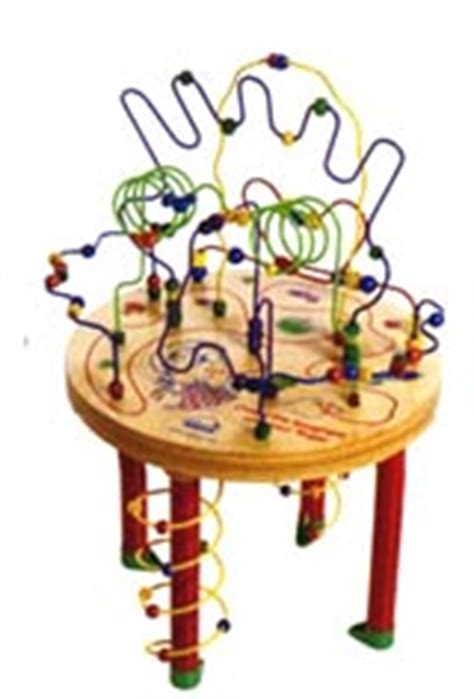 bead maze table play area products bead mazes and magnetic sand tables