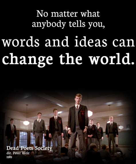 dead poets society standing on desks clubs my favorite about cus