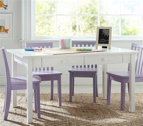 pottery barn craft table carolina craft table pottery barn playroom