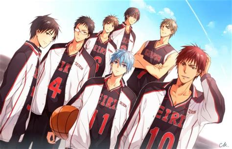 kuroko s basketball kuroko no basket or how i fell in with a basketball