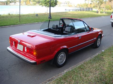1989 Bmw Convertible by 1989 Bmw 325i Base Convertible For Sale