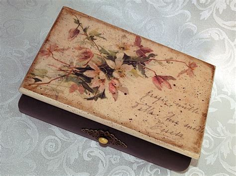 decoupage jewelry box ideas pin by jose monteiro on caixas