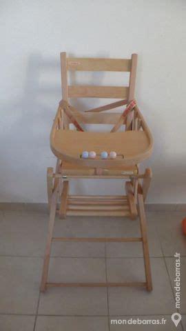 achetez chaise haute occasion annonce vente 224 bernay 27 wb152772527