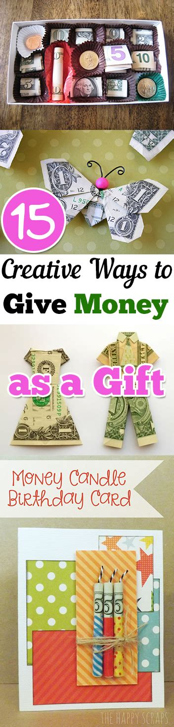 15 creative ways to give as a gift page 7 of 16