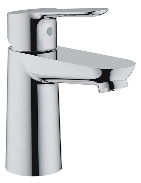grohe kitchen sink mixer bauedge grohe bauedge chrome basin mixer tap