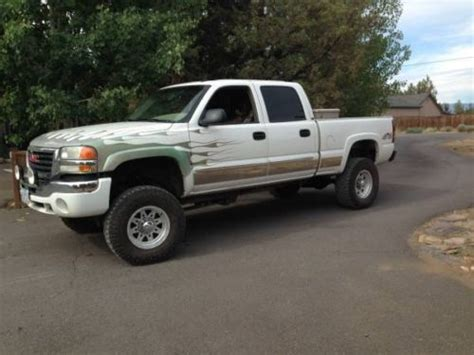2003 gmc sierra 2500 recalls cars com find used 2003 gmc sierra 2500hd duramax in bend oregon united states for us 12 000 00