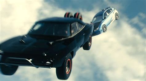 out fast fast furious 7 the of the plane drop