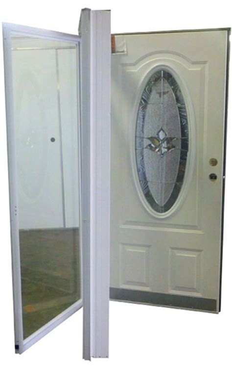 used mobile home doors exterior 38x76 3 4 oval glass door lh for mobile home manufactured